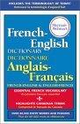 Merriam-Webster's French-English Dictionary