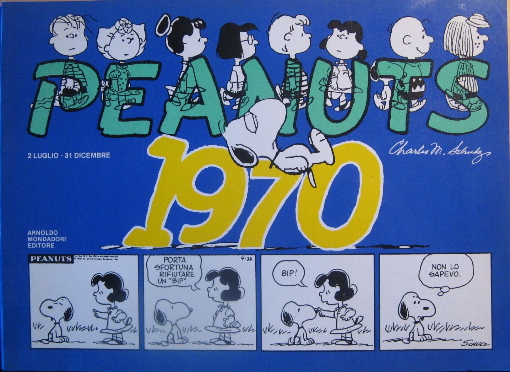 Peanuts 1970
