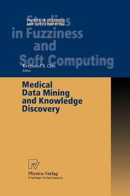 Medical Data Mining and Knowledge Discovery