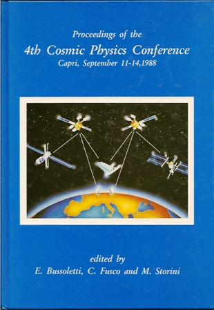 Proceedings of the 4th Cosmic Physics Conference