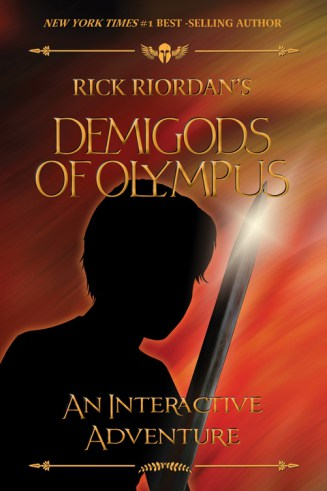 The Demigods of Olym...