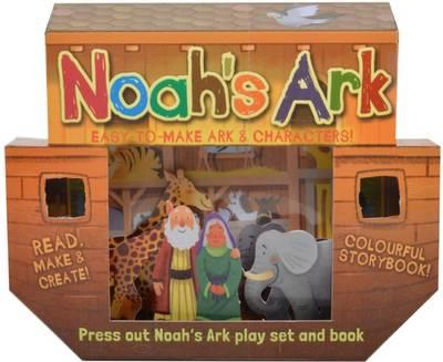 Noah's Ark (Junior Press Out and Build Gift Box)