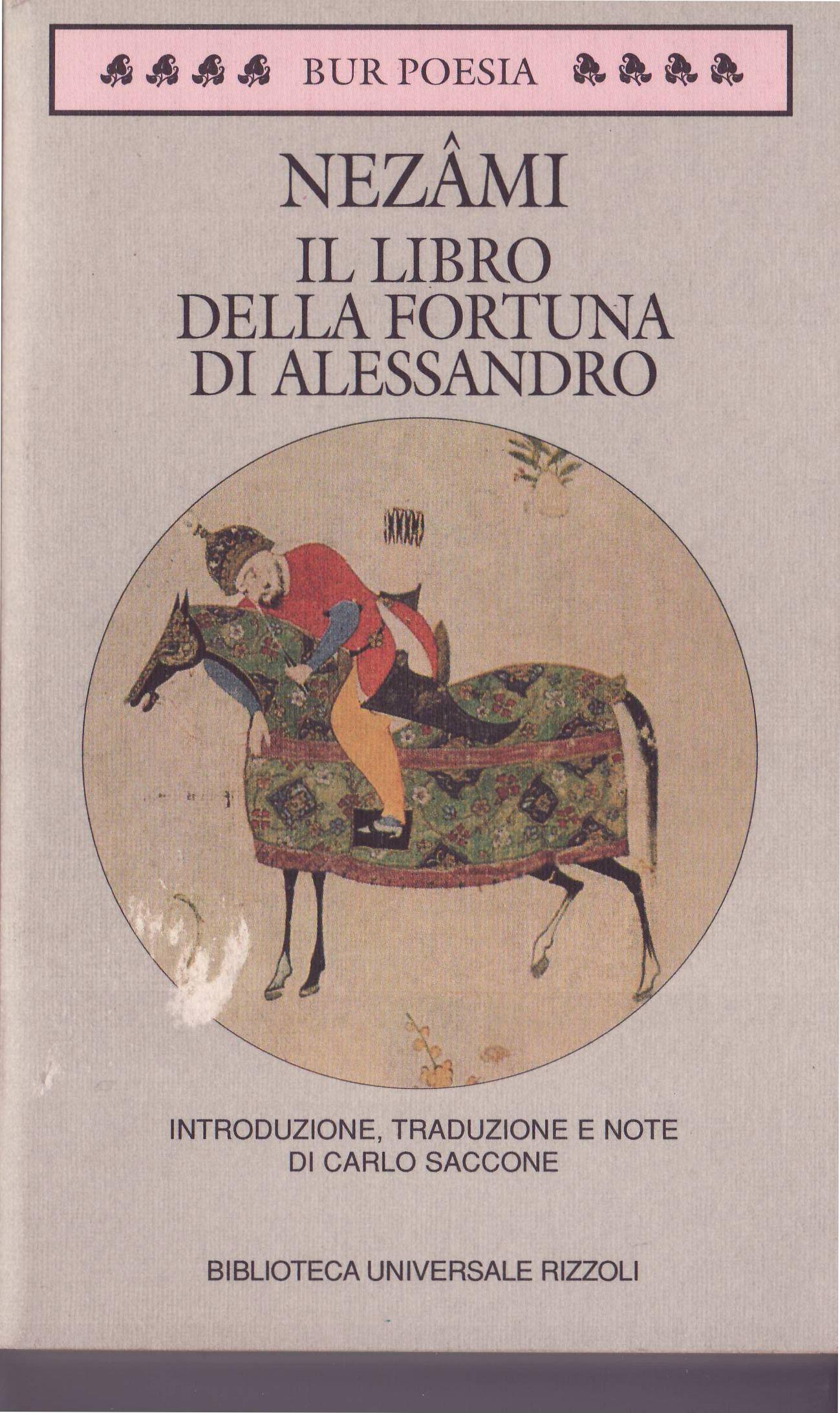 Il libro della fortuna di Alessandro