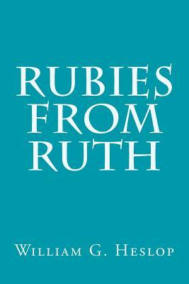 Rubies from Ruth