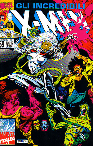 Gli Incredibili X-Men n. 059