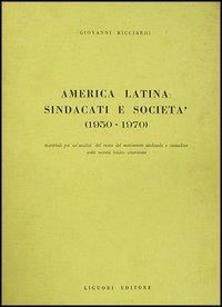America latina: sind...