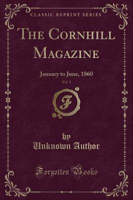 The Cornhill Magazine, Vol. 1