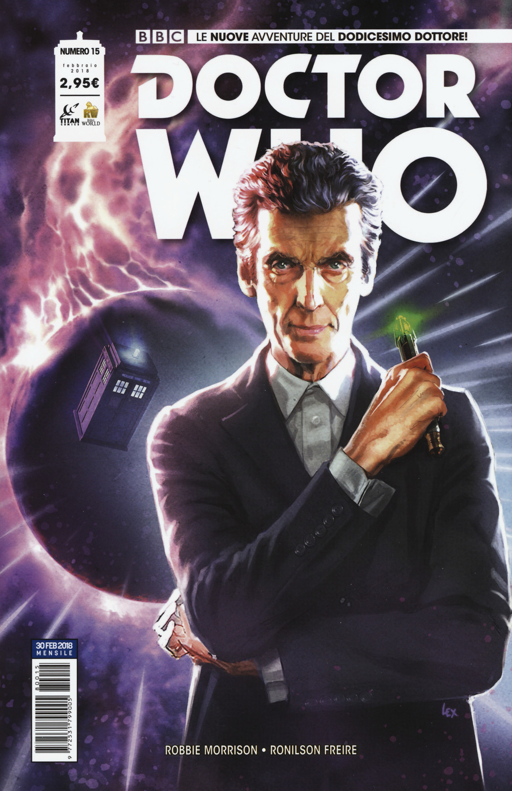 Doctor Who n. 15