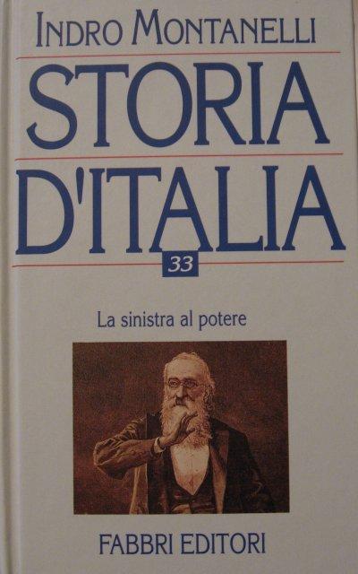 Storia d'Italia - volume 33