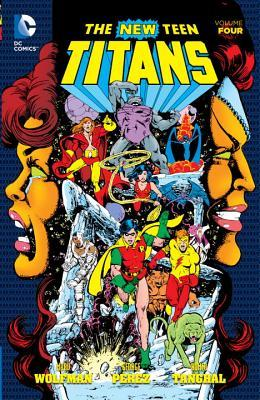 The New Teen Titans ...