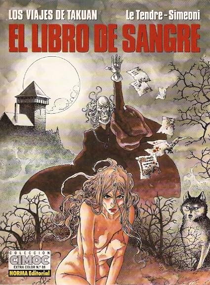 El libro de sangre