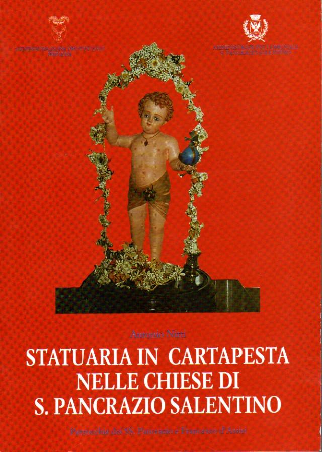 Statuaria in cartapesta nelle chiese di San Pancrazio Salentino