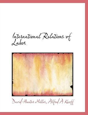International Relations of Labor