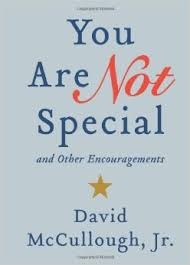 You Are Not Special