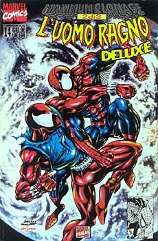 L'Uomo Ragno Deluxe n. 14