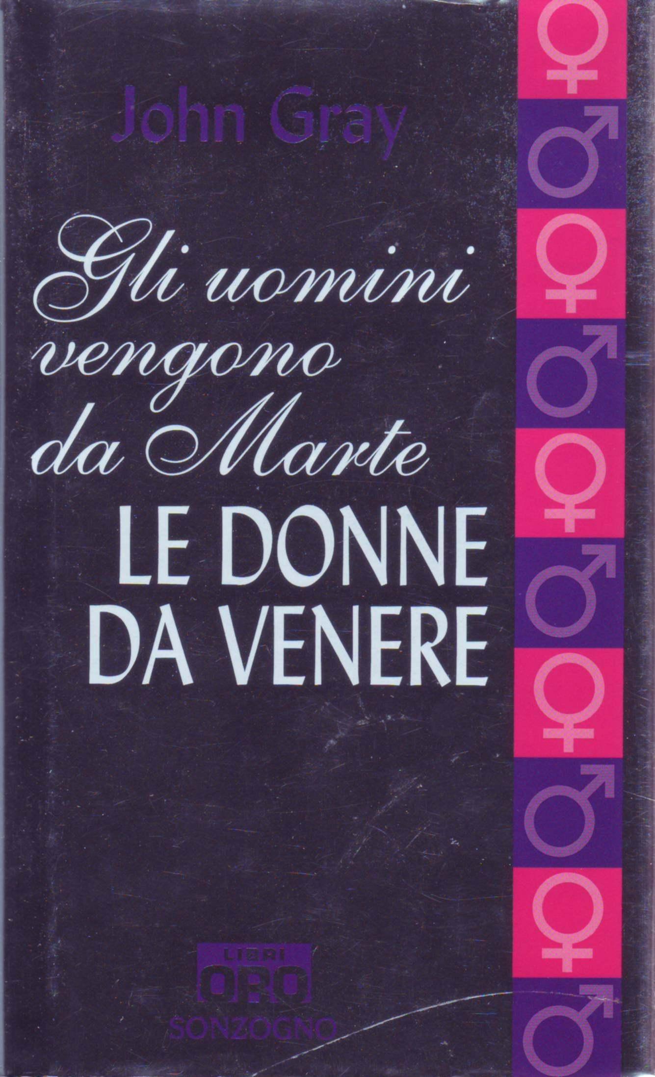 Gli uomini vengono da Marte, le donne da Venere