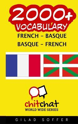 2000+ French Basque Basque-french Vocabulary