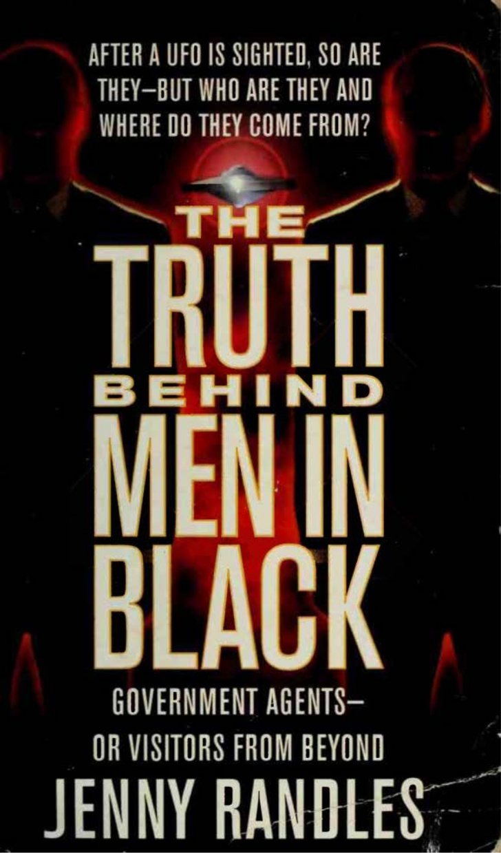 The Truth Behind the Men in Black