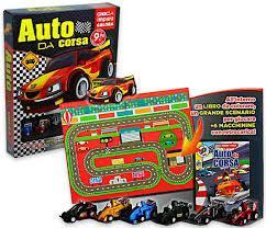 L'auto da corsa. Ediz. a colori