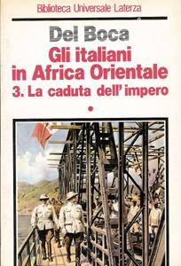 Gli italiani in Africa orientale - Vol. 3