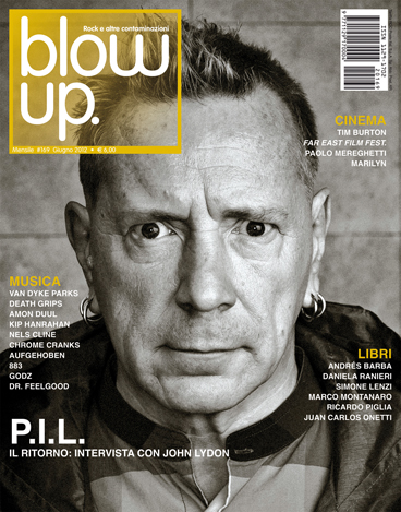 Blow up. 169 (giugno 2012)