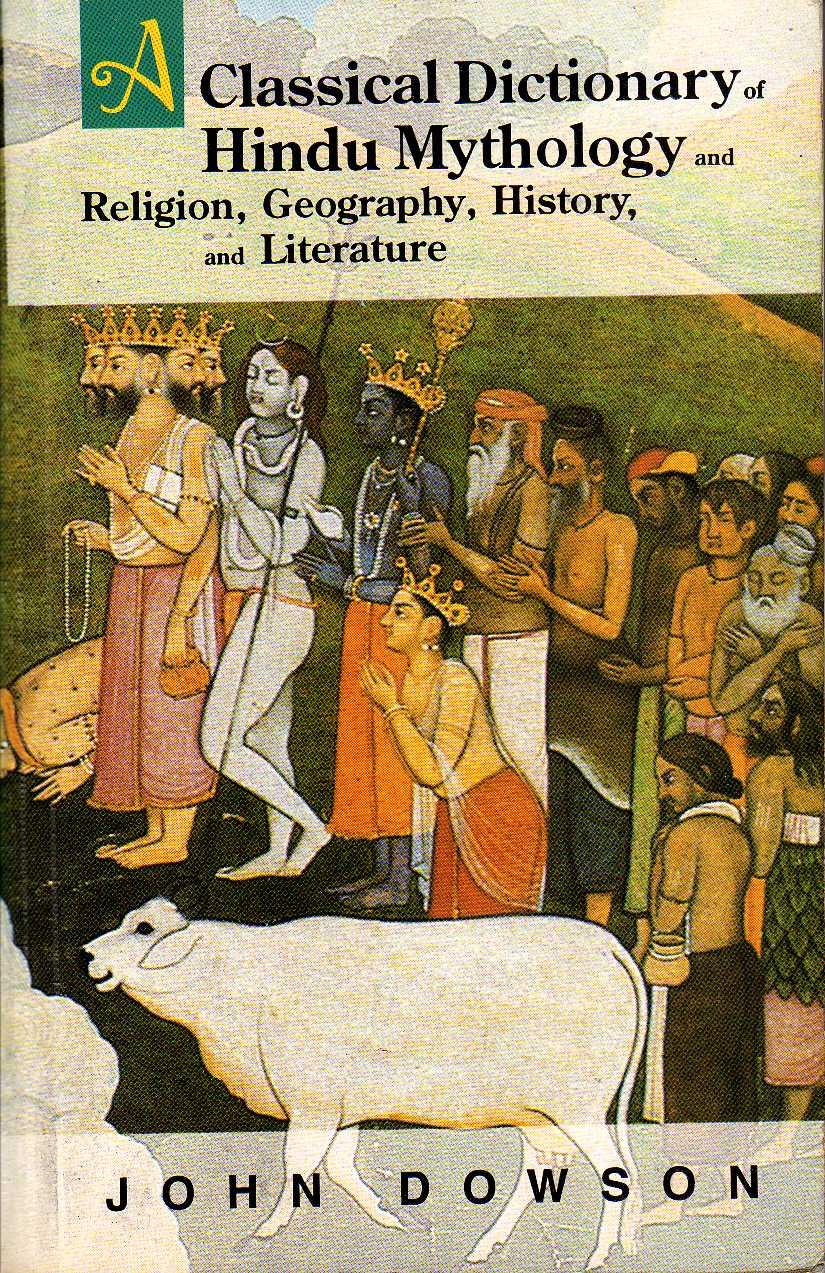 Classical Dictionary of Hindu Mythology