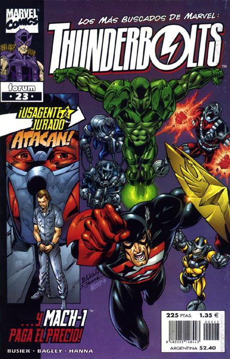 Thunderbolts Vol.1 #23 (de 40)