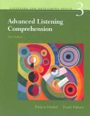 Advanced Listening Comprehension