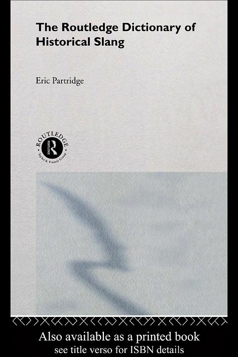 The Routledge Dictio...