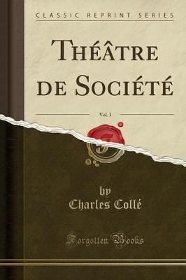 Théâtre de Sociét...
