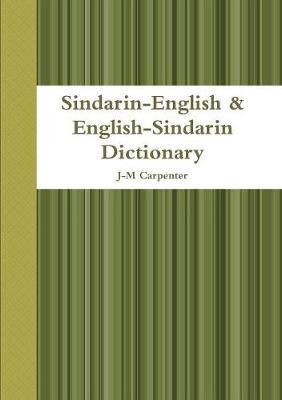 Sindarin-English & English-Sindarin Dictionary