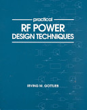 Practical RF power design techniques