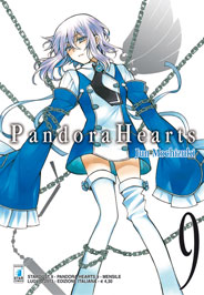 Pandora Hearts vol. 9
