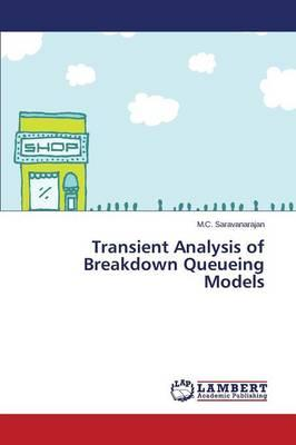 Transient Analysis of Breakdown Queueing Models