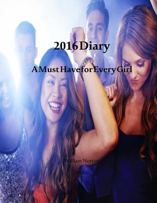 A Must Have for Every Girl 2016 Diary