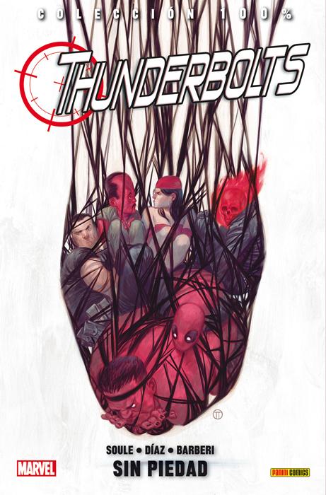 100% Marvel. Thunder...