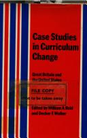Case Studies in Curriculum Change