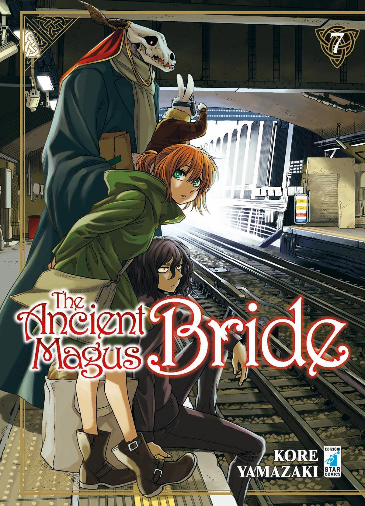 The Ancient Magus Bride vol. 7