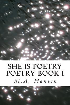 She Is Poetry