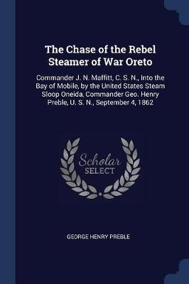 The Chase of the Rebel Steamer of War Oreto