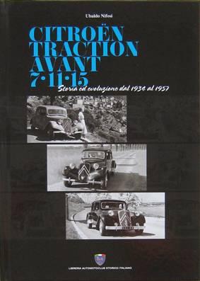 Citroën Traction Avant 7-11-15