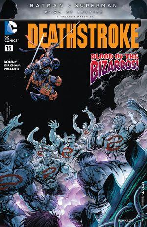 Deathstroke Vol.3 #15