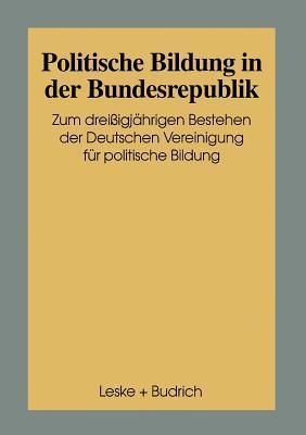 Politische Bildung in Der Bundesrepublik