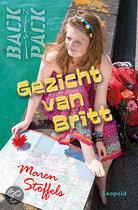 Gezicht van Britt / druk 1