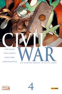 Civil War n. 4 (di 7...