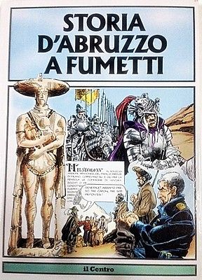 Storia d'Abruzzo a fumetti