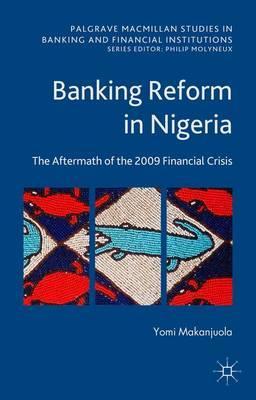 Banking Reform in Nigeria