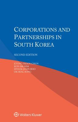 Corporations and Partnerships in South Korea