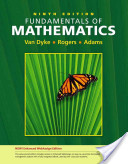 Just the FACTS101 E-Study Guide For: Fundamentals of Mathematics, Enhanced Edition