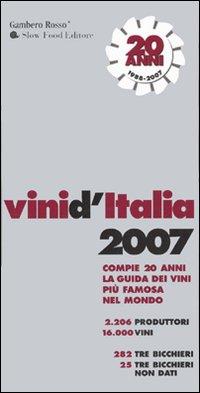 Vini d'Italia 2007